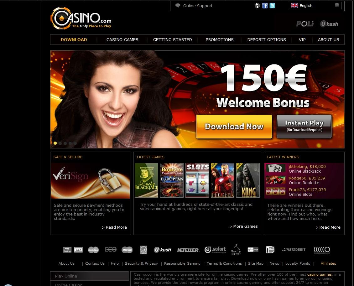 Best casinos.com online world second life gambling 2012