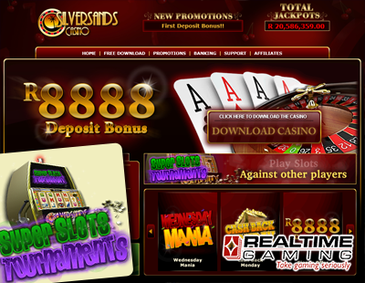 Online Slots | up to $400 Bonus | Casino.com South Africa